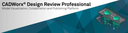 CADWorx Design Review Professional Slide