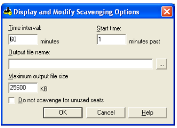 scavenging
